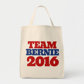 Team Bernie 2016 Tote Bag