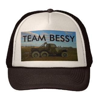 TEAM BESSY Mud Truck hat