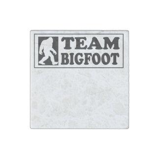 Team Bigfoot Stone Magnet