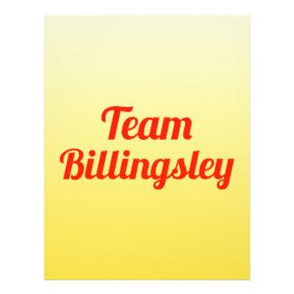 Team Billingsley Flyers