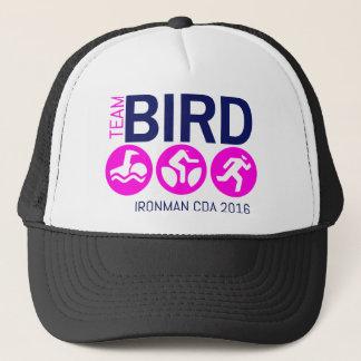 Team Bird Pink Trucker Hat