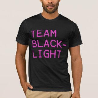 Team Blacklight (Hot Pink Logo) T-Shirt