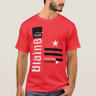Team Blaine T-Shirt