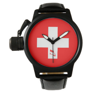 Team Bobsled Switzerland Watch