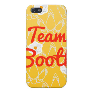 Team Booth Case For iPhone 5
