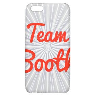 Team Booth iPhone 5C Case