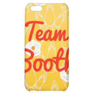Team Booth Cover For iPhone 5C