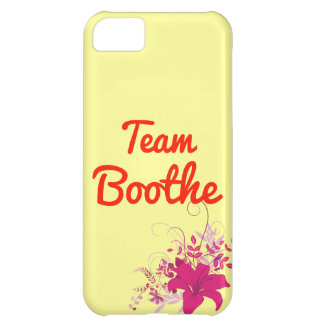 Team Boothe iPhone 5C Cover