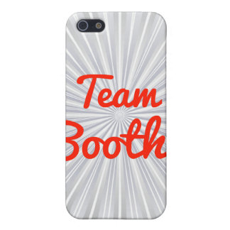 Team Boothe Cases For iPhone 5