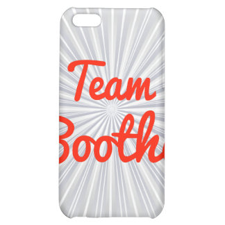 Team Boothe iPhone 5C Covers