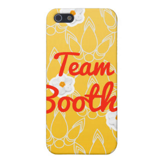 Team Boothe iPhone 5 Cases