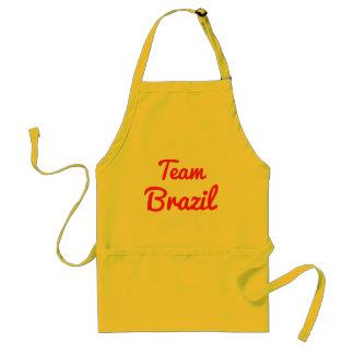 Team Brazil Apron
