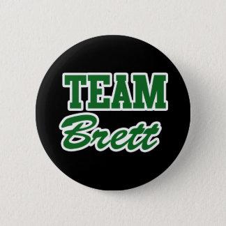 Team Brett Survivor 6 Cm Round Badge