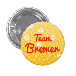 Team Brewer Buttons