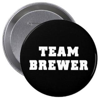 Team Brewer Pins