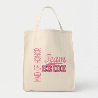 Team Bride 1 MAID OF HONOR
