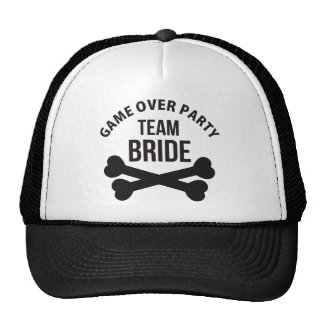 Team Bride - Bachelorette party Cap