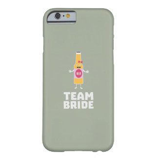 Team Bride Beerbottle Z5s42 Barely There iPhone 6 Case