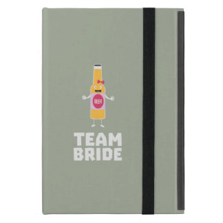 Team Bride Beerbottle Z5s42 Case For iPad Mini