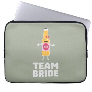 Team Bride Beerbottle Z5s42 Computer Sleeves