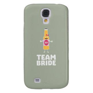 Team Bride Beerbottle Z5s42 Galaxy S4 Case