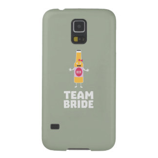 Team Bride Beerbottle Z5s42 Galaxy S5 Case