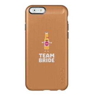 Team Bride Beerbottle Z5s42 Incipio Feather® Shine iPhone 6 Case