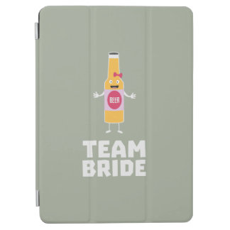 Team Bride Beerbottle Z5s42 iPad Air Cover