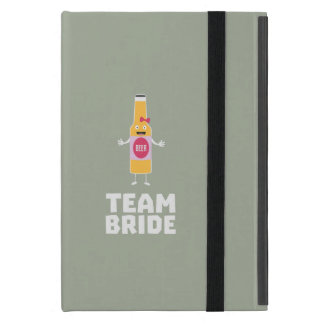 Team Bride Beerbottle Z5s42 iPad Mini Cover