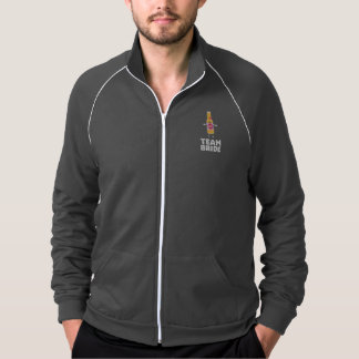 Team Bride Beerbottle Z5s42 Jacket