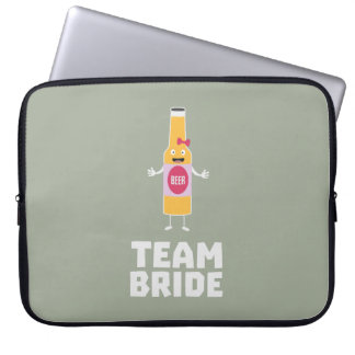 Team Bride Beerbottle Z5s42 Laptop Sleeve
