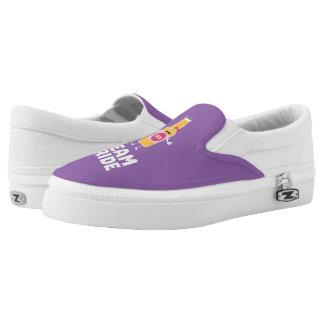 Team Bride Beerbottle Z5s42 Slip-On Shoes