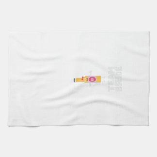 Team Bride Beerbottle Z5s42 Tea Towel