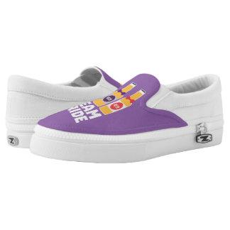Team Bride Beerbottles Z26ll Slip On Shoes