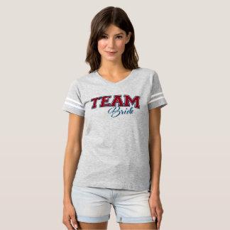 Team Bride Bride and Bridesmaids T-Shirt