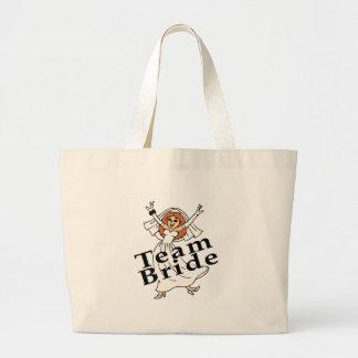 Team Bride (Bride) Bags