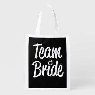 Team Bride Bridesmaid bag