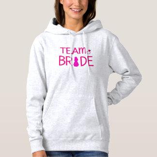 Team Bride - Bridesmaid Hoodies