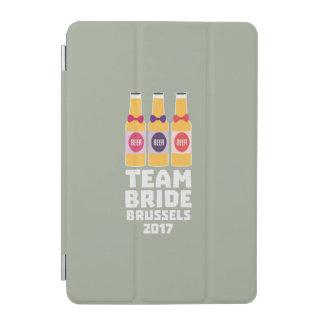 Team Bride Brussels 2017 Zfo9l iPad Mini Cover