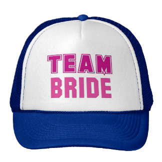 Team Bride Cap