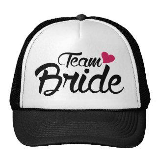 Team Bride Dad Hats