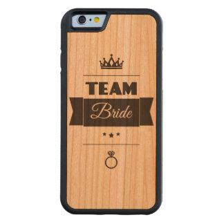 Team Bride Cherry iPhone 6 Bumper