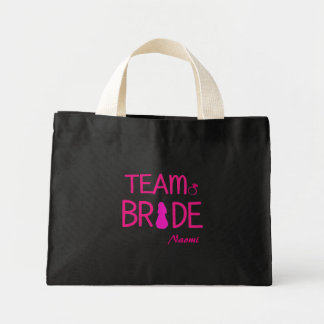 Team Bride - Custom Bridesmaid Goodie Bag