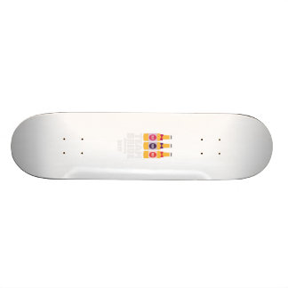 Team Bride Denmark 2017 Zni44 18.1 Cm Old School Skateboard Deck