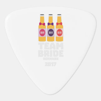 Team Bride Denmark 2017 Zni44 Plectrum