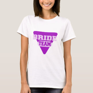 Team Bride design T-Shirt