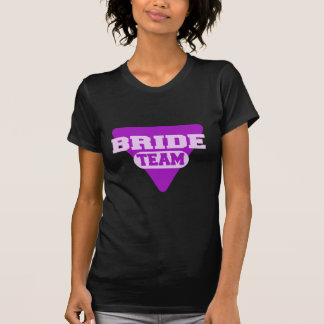 Team Bride design T Shirt