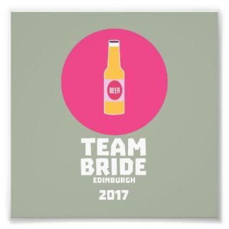 Team bride Edinburgh 2017 Henparty Z513r Art Photo