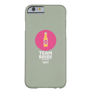 Team bride Edinburgh 2017 Henparty Z513r Barely There iPhone 6 Case