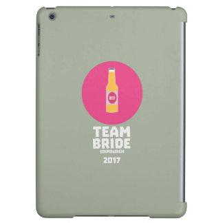 Team bride Edinburgh 2017 Henparty Z513r Cover For iPad Air